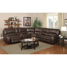 Found it at Wayfair - Bentley Power Reclining Sectional
