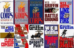 12 best books i like images on pinterest book lists canadian army the corps is a series of war novels written by web griffin about the united states fandeluxe Image collections