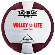 Tachikara SVMNC Volley-Lite® Color Volleyball