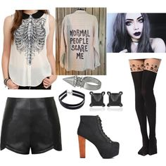 Deadly yet again cute outfit I Am Scared, Cute Outfits, Clothing, People, Image, Fashion, Pretty Outfits, Outfits, Moda