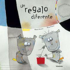UN REGALO DIFERENTE    Marta Azcona (texto)  Rosa Osuna (ilustración)  Nunca un trozo de tela tuvo tantas y tan útiles aplicaciones. La imaginación puede convertir el objeto más insignificante en el más maravilloso de los juguetes.