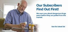 Worst Pills, Better Choices - free consumer guide towards prescriptions and OTC meds/vitamins to reconsider.