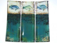 Fused glass by Marguirite Beneke