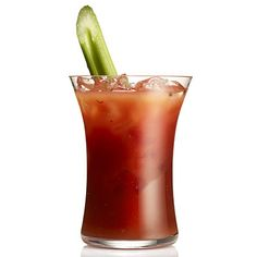 As far as cocktails go, Bloody Marys are fairly healthy; the tomato juice is loaded with vitamin C. Bethenny Frankel's recipe switches out regular tomato juice for the low-sodium kind and trade out other ingredients for a healthier version.