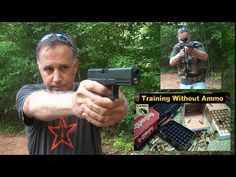 Gun Training Without Ammo (video)