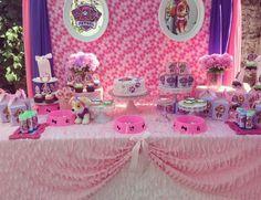 Skype Paw Patrol Birthday Party