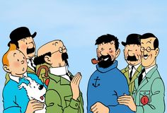 """""""Back from the moon! Tintin Movie, 2011 Movies, Movie Characters, Fictional Characters, Human Condition, Latest Books, My Childhood Memories, Signs, Cartoon Art"""