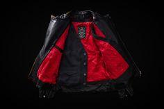 Kalup Jäger Jacket vaistcoat Red Leather, Leather Jacket, Jackets, Women, Style, Fashion, Studded Leather Jacket, Down Jackets, Swag