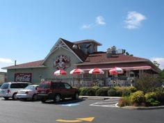 Big Al's Soda Fountain & Grill - Manteo, NC