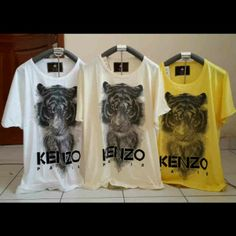 kenzo, fit to XL, idr 78k