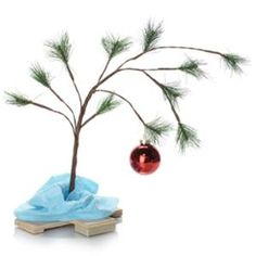 charlie brown christmas tree sale 1373 add it to your christmas decor or give it as a fun gift trees holidays decorations pinterest - Charlie Brown Christmas Tree For Sale