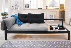10 X Dagbed : Rolf benz nova reclining sofa and 974 wood side table. rolf benz