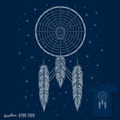 To Boldly Dream on Threadless