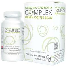 Creative Bioscience Garcinia Cambogia Green Coffee Bean Complex (60 Capsules)