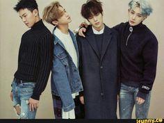 Shownu, I.M, Minhyuk & Wonho K Pop Star, All About Kpop, Yoo Kihyun, Shin, Jooheon, Monsta X Hyungwon, Rapper, Magazine, November