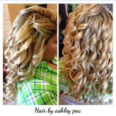 Goodness, gorgeous hair!