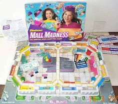 Mall Madness. my sister and I played this all the time. probably contributed to our shopping addiction now