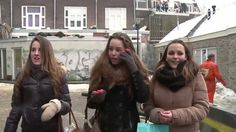 """The making of """"A dramatic surprise on an ice-cold day"""", via YouTube."""