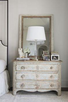 Beautiful antique chest.......