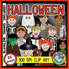 Halloween costumes clip art halloween clip art boys in pumpkin costumes 2 halloween - Breathtaking image of kid halloween decoration using frankestein jack o lantern pumpkin carving ...