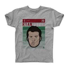Officially Licensed by NHLPA Sizes available Toddler years Youth years The classic T-shirt. A great fit for both boys and girls. Ryan Suter, Washington Dc With Kids, Bryci, Trending Outfits, Mens Tops, T Shirt, Etsy, Minnesota, Youth