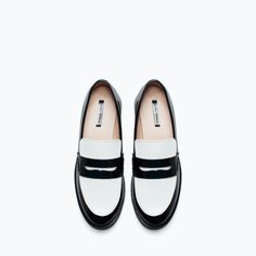 COMBINATION MOCCASIN from Zara