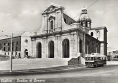 CAGLIARI - La Basilica di N.S. di Bonaria - 1959