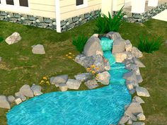 How to Build a Waterfall: 7 Steps (with Pictures) - wikiHow