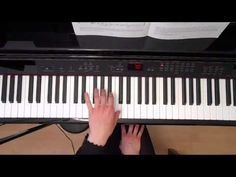 Calypso Joe -S.Duro - C:2 ABRSM Grade 1 Piano tutorial - YouTube