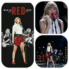 Taylor Swift Red Tour...Created By Haley Roberson