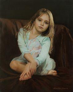 Mark Lovett (painting) w