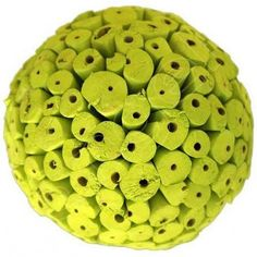 Lime Splice Large Decorative Balls by Angel Aromatics | Available from http://www.angelaromatics.com.au/scented-bowl-decorations/lime-splice-decorative-balls-for-tables