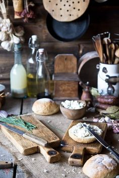 Most beautiful food photography Food Styling, Food Photography Styling, Kitchen Styling, Rustic Cutting Boards, Wood Cutting, Rustic Kitchen, Wooden Kitchen, Earthy Kitchen, Gelato