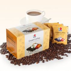 DXN Cream Coffee: DXN Coffee Cream is made from the highest quality instant coffee and Ganoderma mushroom extract. It does not contain sugar, but contains a herbal replacement of the cream, which gives it a delicate, silky flavor. Recommended for those who want to reduce sugar intake. http://www.ganoderma-coffee.info/products
