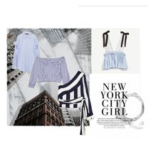 Designer Clothes, Shoes & Bags for Women City Girl, Wardrobe Rack, Zara, Stripes, Polyvore, Stuff To Buy, Shopping, Design, Women