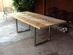 diy dining table - Google Search