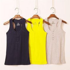 Women Tank Top Summer Solid  Tanks Camisole Fitness Women Tops Vest Tank Shirt Basic Casual Clothing Camis-in Tank Tops from Women's Clothing & Accessories on Aliexpress.com | Alibaba Group