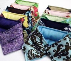 Ten + Microwave Heat Packs Neck Wraps, Neck Heating Pads Hot Cold, Favors for Events, Parties, Weddi Microwave Heat Pack, Microwave Heating, Neck Heating Pad, Heating Pads, Pamper Party, Spa Party, Heat Bag, Moist Heat, Hot Cold Packs