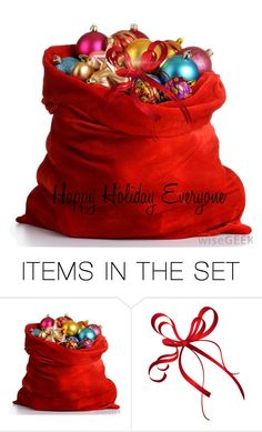 """Happy Holiday"" by sum1smuse ❤ liked on Polyvore featuring art"