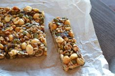 It's amazing how many people take their first step into the wholefoods world by moving from chocolate bars or muesli bars to nut bars or 'BeNatural' bars. They taste amazing and often serve as a...