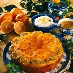 Saftiger Orangenkuchen Rezept | LECKER
