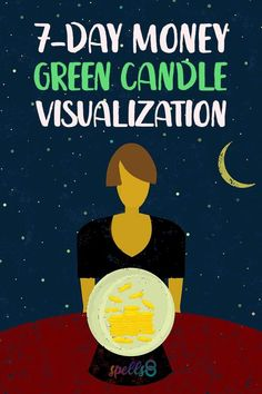 money spells Money Visualization Spell with a Green Candle Money Spells That Work, Expensive Candles, Prosperity Spell, Special Massage, Candle Maker, Candlemaking, Candle Spells, Candels, Spelling