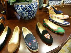 Preppy style shoes - Loafers time !