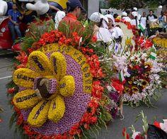 Flowers Festival in Medellin