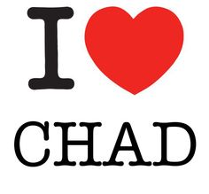 I Heart Chad #love #heart