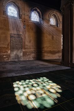Ibn Tulun mosque in Cairo, Egypt Islamic World, Islamic Art, Islamic Architecture, Art And Architecture, Places Around The World, Around The Worlds, Kairo, Beautiful Mosques, Le Far West