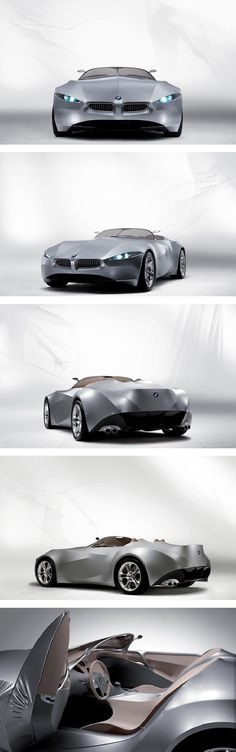 Chris Bangle - BMW GINA concept