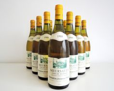 #Meursault #1988 Domaine Jacques Prieur brought to you by #Winespoint.com