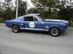 """A super cool 1966 Shelby GT-350 """"R"""" Spec. #Investment Motor Cars"""