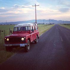Land Rover Defender Blog: Photo